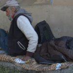 Plarn Mats for the Homeless