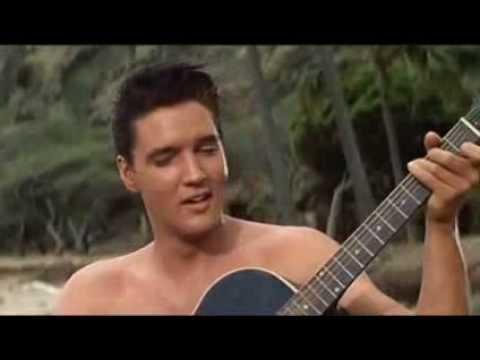 """Elvis Presley """"No More"""" in """"Blue Hawaii"""""""