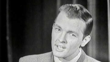 My Special Angel – Bobby Helms (Live 1957)