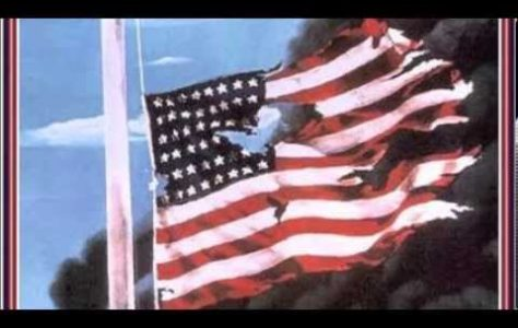 Ragged Old Flag – Johnny Cash