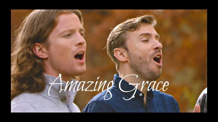 Amazing Grace – Peter Hollens feat. Home Free