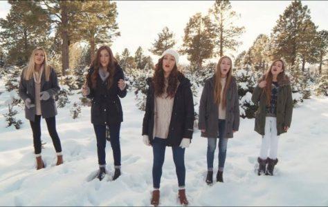 Angels We Have Heard On High – Gardiner Sisters