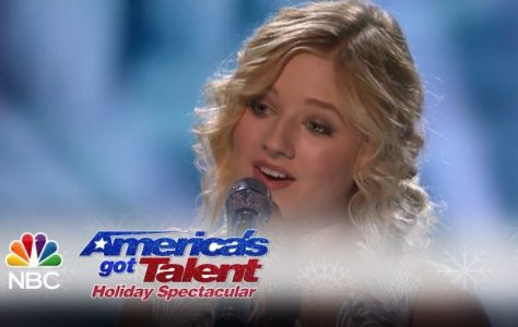 Someday at Christmas – Jackie Evancho
