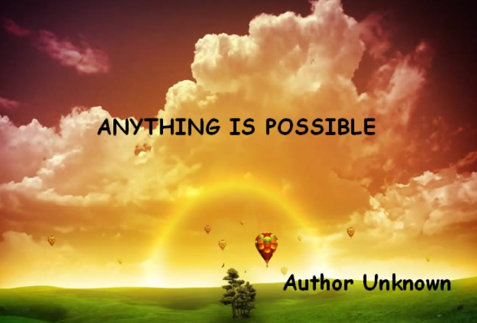 Anything is Possible 2