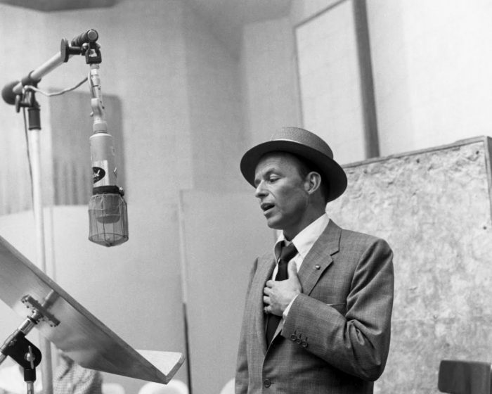 As Time Goes By – Frank Sinatra