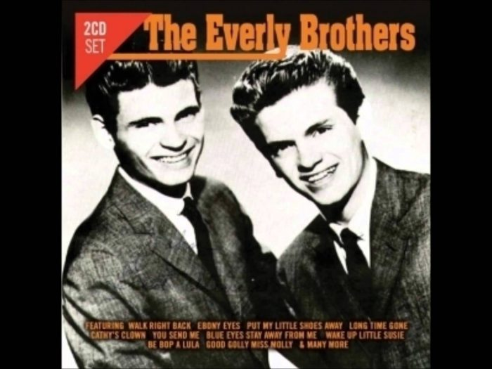 Bye Bye Love – The Everly Brothers