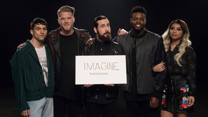 Imagine – Pentatonix