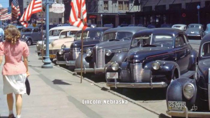 American Life in Early 40's – 1942