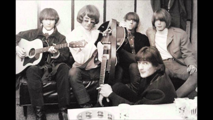 Turn Turn Turn – The Byrds