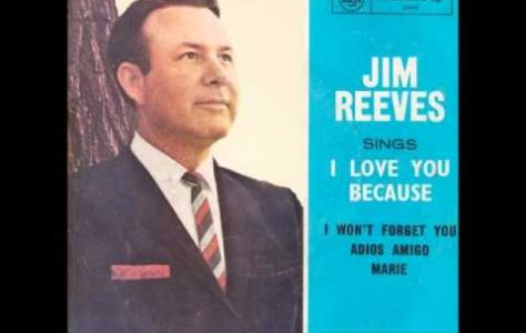 I Won't Forget You – Jim Reeves