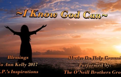 I-Know-God-Can