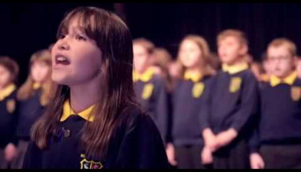 Killard-House-Special-School-choir-singing-Hallelujah