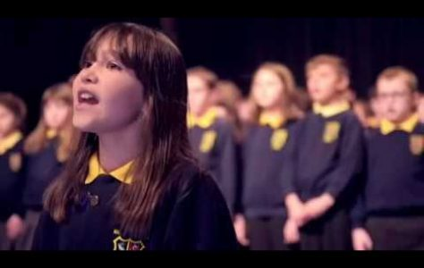 Killard-House-Special-School-choir-singing-Hallelujah