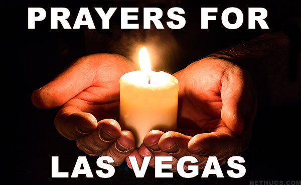 Please Pray for Las Vegas