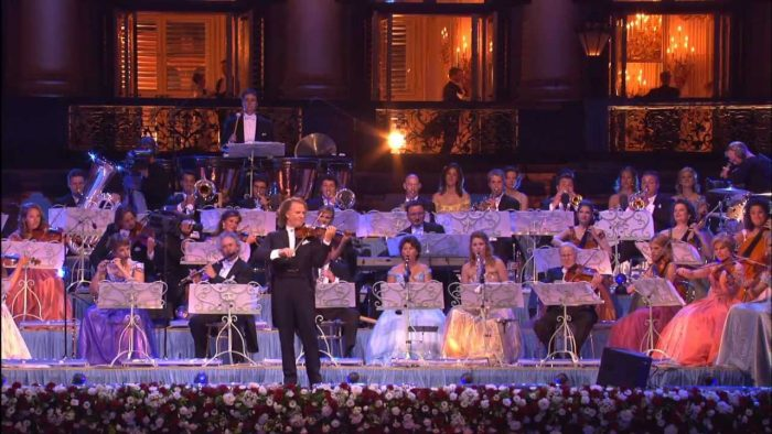 André Rieu – The Beautiful Blue Danube