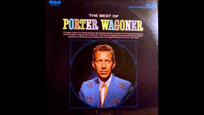 Green Green Grass Of Home – Porter Wagoner