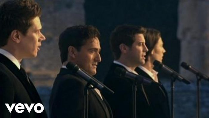 Amazing Grace – Il Divo
