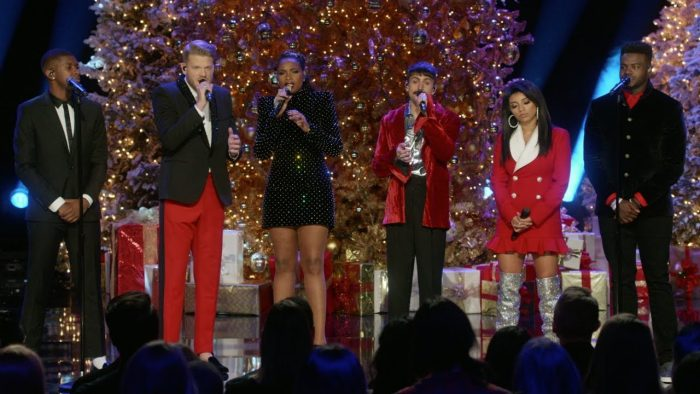 How Great Thou Art – Pentatonix featuring Jennifer Hudson