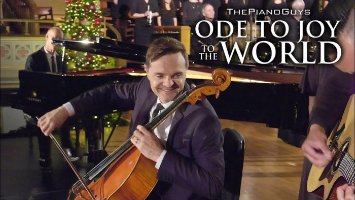 Ode to Joy to the World