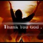 Thank You God 3