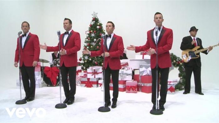 White Christmas – Human Nature