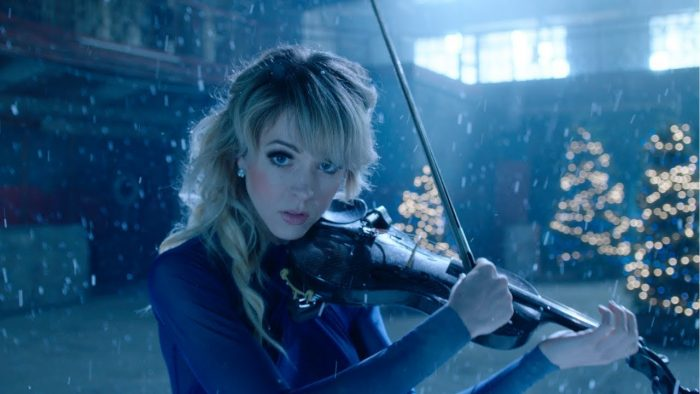 Carol of the Bells – Lindsey Stirling