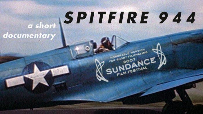 Spitfire 944 Pilot