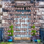 Door of Happiness