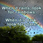 When It Rains…
