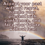 Accept Your Past…