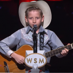 "Mason Ramsey – ""Lovesick Blues"" – Live at the Grand Ole Opry"