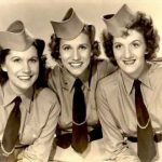Boogie Woogie Bugle Boy – The Andrews Sisters