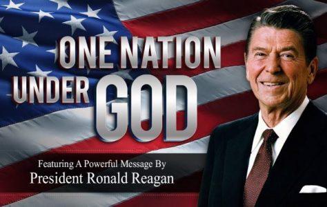 One Nation Under God – Ronald Reagan