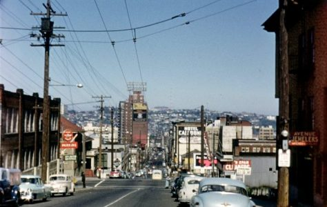 1955 Seattle in HD