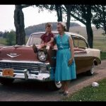 54 Amazing Color Photos of Life in America During the 1950s