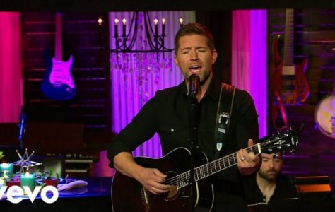 I Serve A Savior – Josh Turner