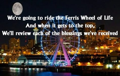 The Ferris Wheel of Life