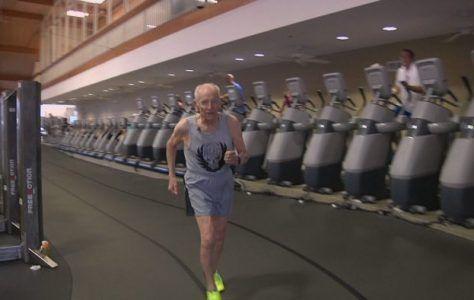 99-Year-Old Runner
