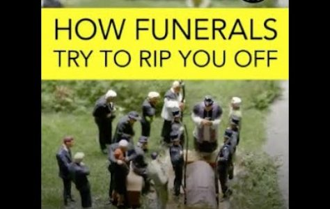 How Funerals Try To Rip You Off