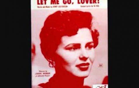 Let Me Go Lover – Joan Weber
