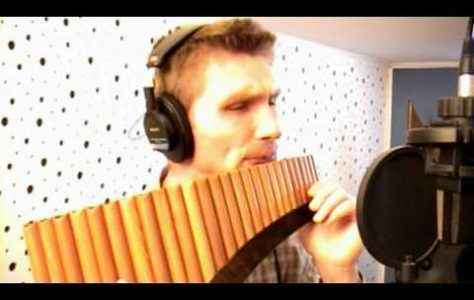 You Raise Me Up – Pan Flute – David Döring