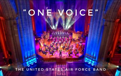 """One Voice"": A Holiday Presentation by The USAF Band"
