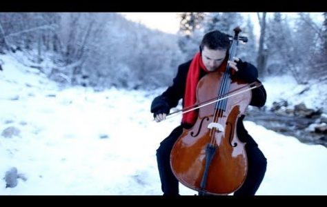 Carol of the Bells (for 12 cellos) – The Piano Guys