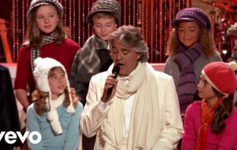 Santa Claus Is Coming to Town – Andrea Bocelli
