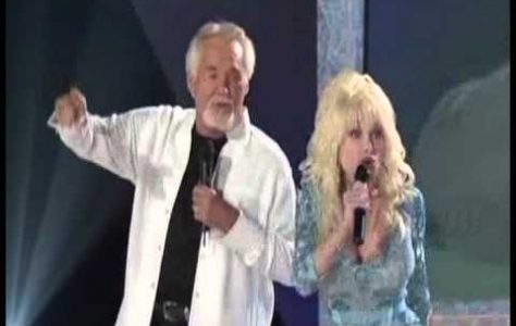 Kenny Rogers & Dolly Parton – Island In The Stream