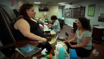 Overweight Woman Body-shamed, Charged Extra During Pedicure