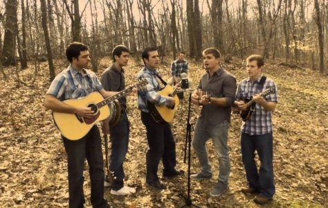 I'll Fly Away – Ransomed Bluegrass