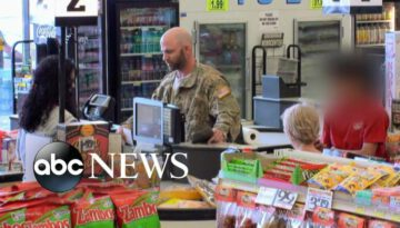 Veteran Can't Pay or Afford Food in San Antonio, Texas