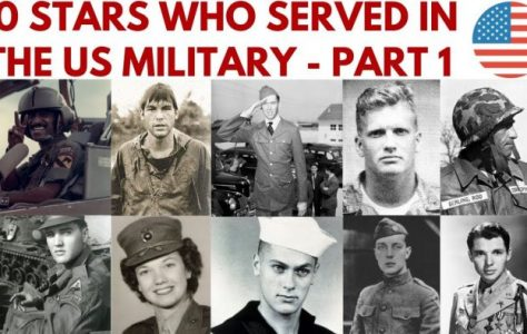 80 Stars Who Served in the Us Military