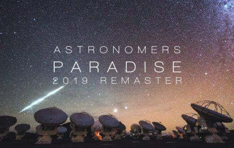 Astronomer's Paradise – Incredible Sky Views